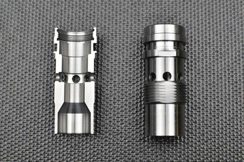 建設機械用油圧中型部品